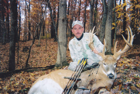 western kentucky trophy whitetail hunting