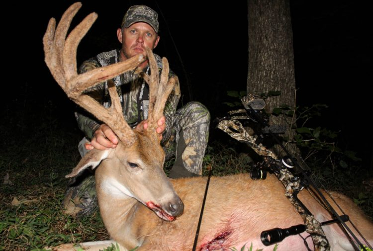 book your western kentucky trophy whitetail hunt