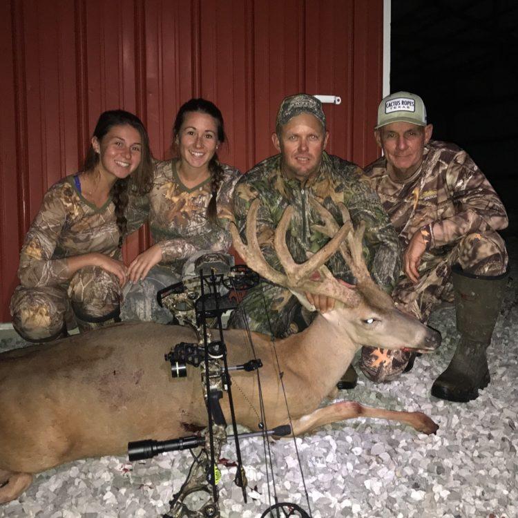 Trophy Velvet Whitetail Hunts of Western Kentucky