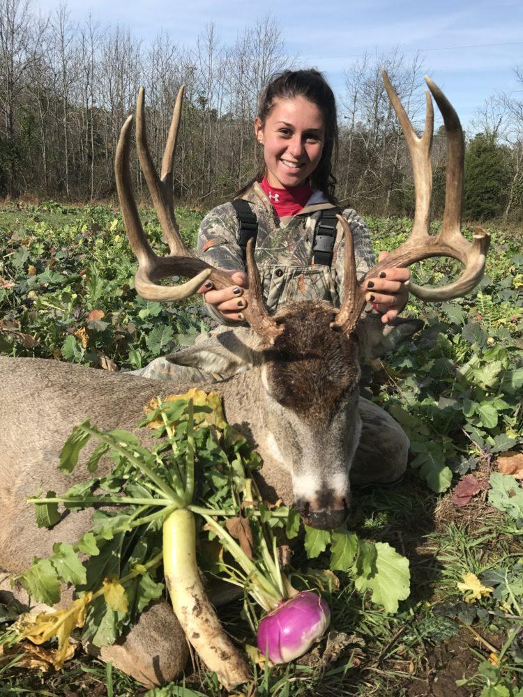 Trophy Whitetail Hunts of Western Kentucky